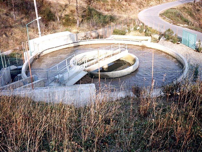 Impianti trattamento acque di scarico civili - Abitanti equivalenti 7.000
