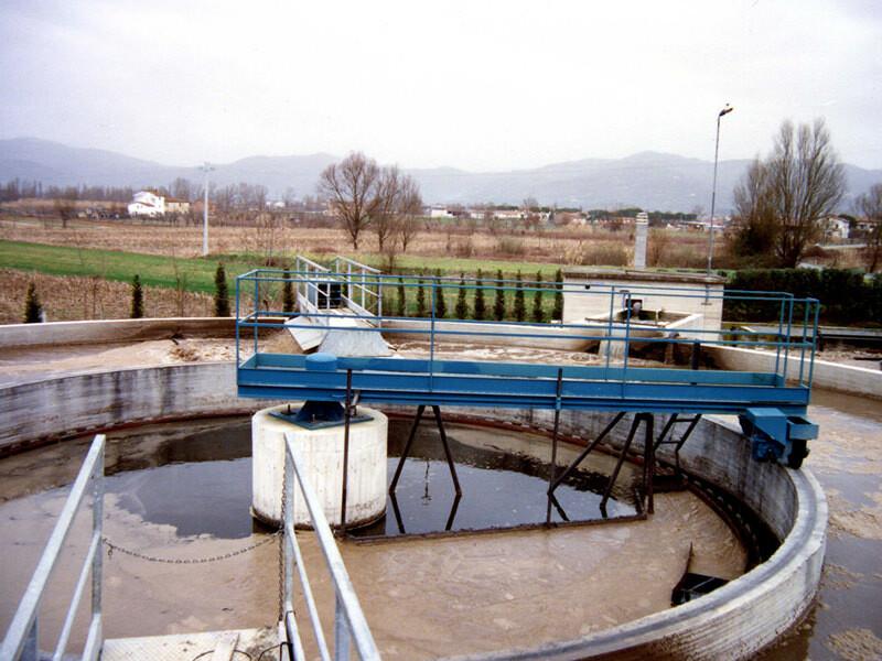 Impianti trattamento acque di scarico civili - Abitanti equivalenti 10.000