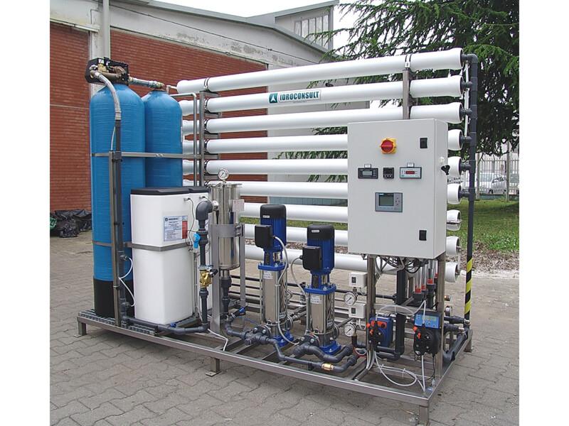 Osmosi per produzione bevande